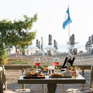 26 Thalassa Blue Mediterranean Sea Side Restaurant